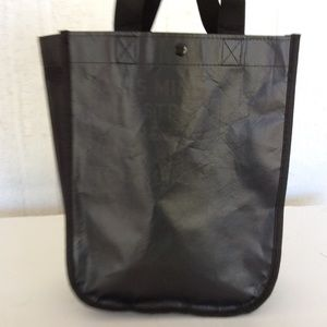 LULULEMON BLACK MENS LINE MINI TOTE